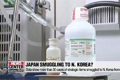 Data show Japanese firms smuggled strategic items to N. Korea: Lawmaker