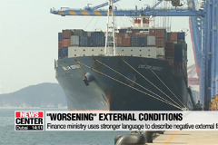 External conditions 'worsening' amid weak exports, investment: Finance Ministry