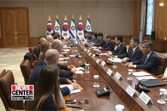 Presidents of S. Korea, Israel agree to pursue early FTA deal