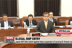 NIS reports findings on illegal ship entry to Japan, situation in N. Korea