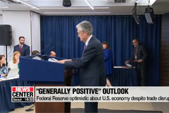 U.S. Fed says economy 'generally positive' despite trade policy disruptions
