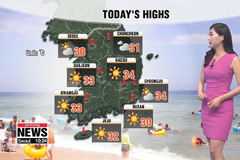 Heat and humidity to intensify