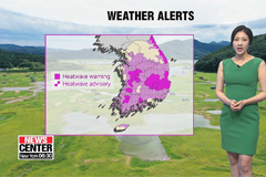 Heatwave alerts with tropical night expected