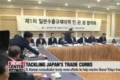 S. Korean joint consultation body vows all-out efforts to help resolve Seoul-Tokyo trade dispute