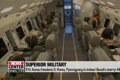 S. Korean military way more advanced than N. Korea's, ready to detect and defend: defense chief