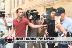 Captain of cruise ship that caused deadly boat accident in Budapest arrested