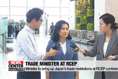 S. Korea's trade minister to use RCEP conference to highlight Japan's trade curbs
