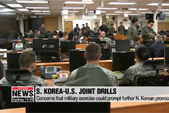 S. Korea, U.S. to stage joint military drills from Monday despite N. Korea threats