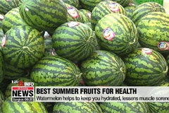 Life & Info: Best summer fruits to add to your diet to stay healthy