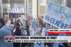 First step to resolving Japan, S. Korea trade row 'Japan's square view of history': Expert intv. Haruki Wada