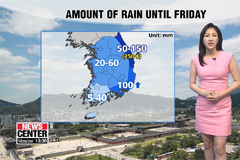 Rain nationwide, heatwave relieves