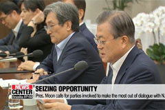 Dialogue with N. Korea can suc