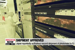 Japan reportedly authorizes second shipment of photoresist to S. Korea