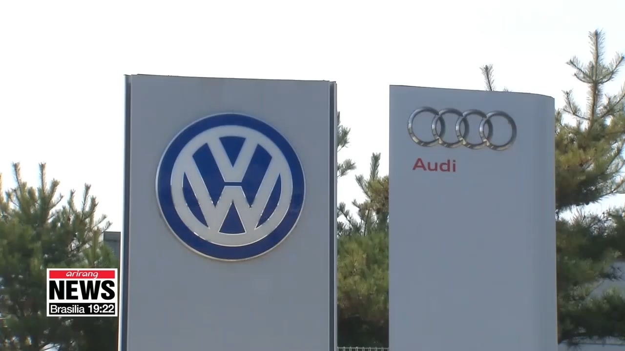 S. Korea to ban 8 Audi, Volkswagen, Porsche models for emission rigging