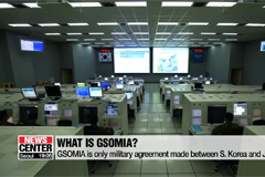 What is GSOMIA?