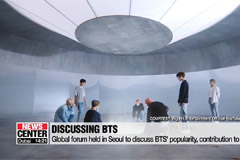 Global forum held in Seoul to discuss why BTS is such a global sensation