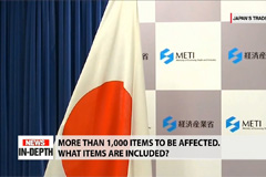 Round two of Japan's trade curbs against Korea take effect
