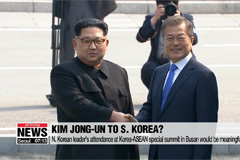 N. Korean leader's attendance at Korea-ASEAN special summit in Busan would be meaningful: Moon