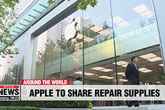 Apple to supply parts and tools to independent shops for first time: CNBC