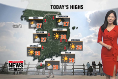 Breezy start, but comfortable afternoon ahead