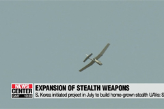 S. Korea initiated project in July to build home-grown stealth UAVs: Source