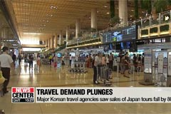 Trade dispute sees Japan tour sales plunge by 80%
