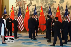 Trump warns China against delaying trade talks with the U.S.