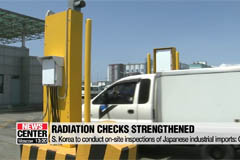 S. Korea to toughen radiation checks on Japanese industrial imports