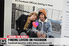 Facebook launches online dating service in U.S.