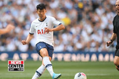 Son Heung-min named on 2019 FIFA FIFPro Men's World 11 shortlist