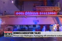 Pompeo says Washington, Pyeongyang still committed to nuclear talks