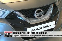 Japan's Nissan mulls pulling out of S. Korea as trade tensions rise: FT
