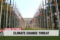 UN says climate crisis is greatest ever threat to human rights