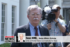 Bolton's sudden exit: How will it impact Trump's N. Korea policy? Expert analysis