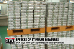 More gov't spending will help tackle low growth: BOK