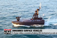 S. Korean military considering development of unmanned surface vehicle as early as 2020