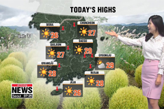 Autumn chill set to move in this afternoon