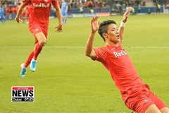 Hwang Hee-chan becomes second youngest S. Korean to score in UEFA Champion League