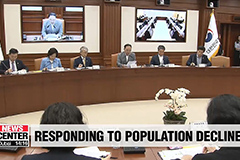 Government to extend senior population and foreign workers' participation in labor market to cope with population decline