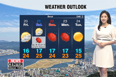 Weather starts to get chillier during nights