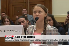 Greta Thunberg to Congress: 'Don't listen to me. Listen to the scientists'