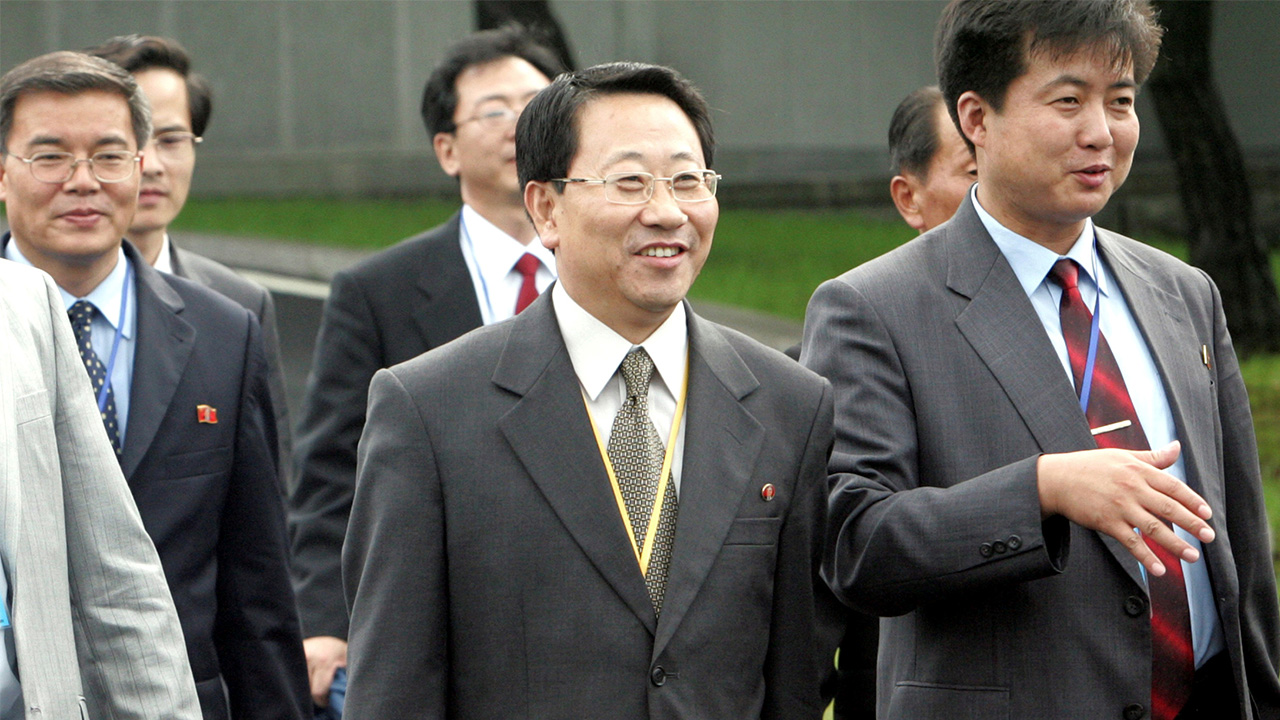 N. Korea's new nuclear envoy welcomes Trump's remarks on finding 'new method'