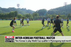 Two Koreas to play World Cup qualifier in Pyeongyang next month: KFA