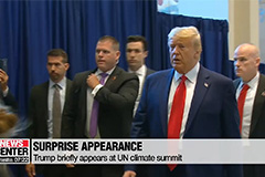 World leaders attend UN Climate Action Summit