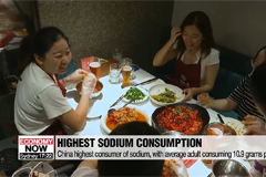 Reducing sodium consumption