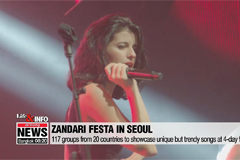 See emerging indie music artists from around world at Zandari Festa in Seoul