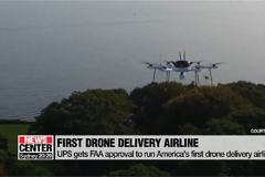 UPS gets FAA approval to run America's first drone delivery airline