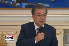 Moon discussed wide range of economic issues with heads of economic organizations