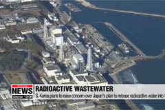S. Korean to raise concern at IMO over Japan's plan to release radioactive wastewater into the sea