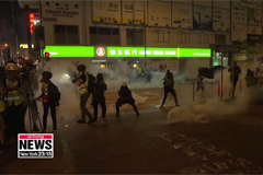 Survey finds about half of Hong Kongers considered leaving territory as protests continue
